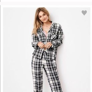 Beautiful, Never-worn, Cozy Victoria's Secret PJs